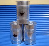 Eisen-Trommel packte 96%, das 98% Zink-Chlorid