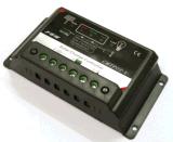 保証2年ののPWM 12V 24V 10A電池のコントローラ