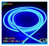 Luz de neón brillante estupenda de IP65 LED con la certificación de RoHS del Ce