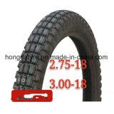Venezuela-Marktstruktur Donluptubeless Motorrad-Reifen/Motorrad-Gummireifen 275-18, 360-18