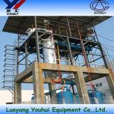 Используется система фильтрации масла двигателя машины (YHM-8)