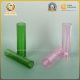 Hitzebeständiges rosafarbenes und grünes Pyrex Glasgefäß für Fertigkeiten (148)