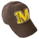 タオルの刺繍Gjwd1707が付いている方法によって洗浄される野球帽