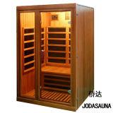 O mais novo e exclusivo longe de luxo sauna de infravermelhos (QD-W2)