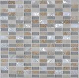 Mejor venta china para el mosaico de la mezcla del vidrio y de la piedra
