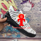 Zapatos de baloncesto del combate del zoom 12 de Nlke A.D del Mens 852427-110