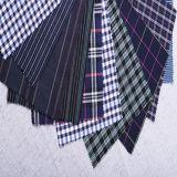 Garn-gefärbte Bettwäsche-Gewebe der Baumwolle100pct