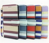 iPhone 6을%s 대조 Color Leather 이론 Cover
