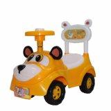 De nouveaux jouets en plastique PP Voiture Kids Wiggle coulissante voiture le commerce de gros