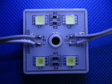 Le plastique 5054 4LEDs SMD Module à LED pour signer la lettre
