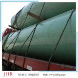 FRP Entwässerung-Rohr-Produkte Wasser-dem Rohr in der Baumaterial-GRP