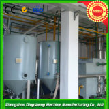 Raffinaderij van de Tafelolie van de Fabriek van China de Prijs Gebruikte