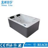 Monalisa 3 personne baignoire massage spa en plein air (M-3375)