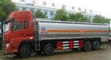 8X4 LHD 30000 Liter Stahlkraftstoff-LKW-30 Tonnen Schmieröltank-LKW-