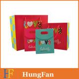 Fabrication de sac en papier personnalisé / Sac de shopping / sac cadeau / sac à main