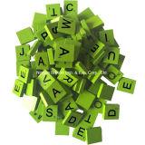Цветасто Handcrafts комплект письма DIY деревянный