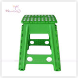 29*22*39cm Plastic Colorful Foldable Tall Stool