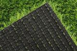 herbe artificielle de bonne qualité de 30-50mm, gazon synthétique, herbe fausse d'inducteur pour le football, le football, sports