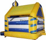 18oz PVC防水シートのブロアを持つ膨脹可能な空気警備員