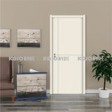 Intérieur Composite Wood WPC Raw Material / Painting Door (YM-072)