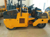 Tonnellata vibratoria idraulica Yzc2 del rullo compressore dell'azionamento meccanico 2