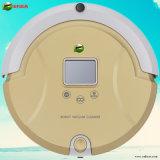 Virtual WallおよびIntelligent IdentificationのDIY Navigation Vacuum Cleaner Portable Mini Aspirador