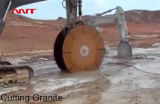 Machine de découpe de pierre Double-Blade/ machinerie de construction