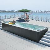 Monalisa 7.8 미터 옥외 수영 소용돌이 온천장 수영장 (M-3325)