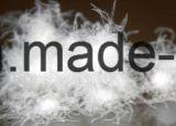 95% lavado White Goose Down (IDFL, EN12934, EUA-2000, JIS, GB / T17685-2016)