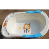 Vasca da bagno di plastica del bambino dell'elemento popolare del bambino