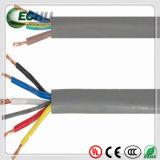 Câble d'UL de câble électrique de conducteur de multiple de l'UL 2501