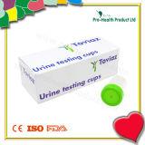 D'urine dans une boîte de cuvette