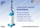 CO2 Medico-Laser-Ausdehnungs-Markierungs-Abbau-Maschine