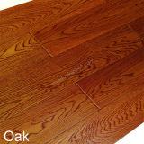 참나무 얼룩 색깔 /Oak 마루청을 깔기를 위한 경재 마루