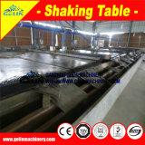 Большая емкость встряхивания таблица для разделения медной руды