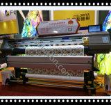 Máquina de inyección de tinta de impresión