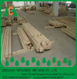Utilisation de bois de construction de LVL de pin/peuplier pour la palette