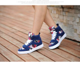 Hot Sale New 2017 Fashion Women Trainers Chaussures pour femmes à sports respirants