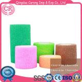 Bandage élastique auto-adhésif jetable jetable de haute qualité