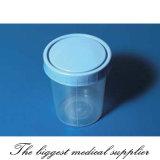 Medizinisches Wegwerfurin-Probenmaterial-Cup für unterschiedliche Größe