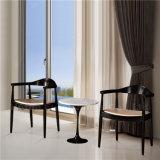 사용된 Hotel Furniture The Round Chair 및 Tulip Table (SP-CT368)
