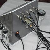1台の超音波脂肪吸引術のキャビテーションの真空RFの光子の生物細くの美機械に付き6台