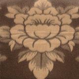 100% 야크 모직 자카드 직물 담요 또는 야크 캐시미어 천 담요 또는 모직 담요