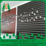 ISO9001 standaardMDF /Slotte van de Groef van het Aluminium MDF van de Melamine Raad met de Bladen van de Laminering van het Artikel