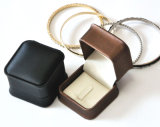 PU de cuero de la joyería joyas caja de almacenamiento caja de regalo Paquete (Ys88)