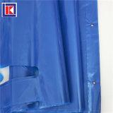 파란 주문 크기 HDPE 롤에 처분할 수 있는 플라스틱 PE 앞치마