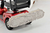 3 Räder Cleaning Mobility Scooter mit Mopp
