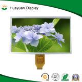 Écran LCD large 9.7inch de visionnement avec la surface adjacente de Lvds
