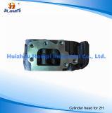 トヨタ2h 11101-68012 11101-68011のための自動車部品のシリンダーヘッド