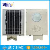 Het LEIDENE van de Fabrikant van China 5W 8W 12W ZonneLicht van de Tuin